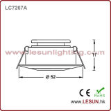 In een nis gezette 1W LED Cabinet Light/Spotlight LC7267A