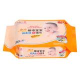 trapos del bebé del paquete de la etiqueta engomada 30PCS para prevenir el asno rojo