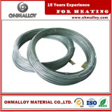Nicr60/15 Resistance Wire 0.1mm~9m m para Vacuum Furnace