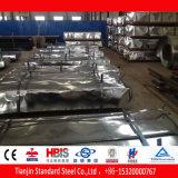 Hauptqualitätsheißes eingetauchtes galvanisiertes Stahlblech-Zink 150g pro Sqm