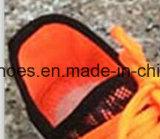 カスタマイズされた子供のキャンバスの注入の靴、フルカラーのなまけ者の履物、偶然靴