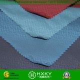 La tela de la memoria del poliester de la fabricación para la chaqueta Outwear