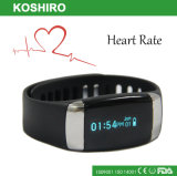Heart Rate Monitor를 가진 접촉 Sport Fitness Bluetooth Bracelet Watch