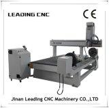 Jinan die CNC van 4 As van 1325 CNC Multi Hoofd Houten Werkende Snijdende Machine leiden