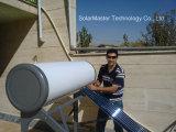2016 nuovo tipo riscaldatore di acqua solare di pressione con il condotto termico