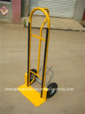 Metallo Handtrolley con Pneumatic Wheel