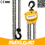 Bloco Chain manual de grua Chain da grua de 1.5 toneladas (VD-1.5T)