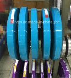 Étiquette estampée de rétrécissement de `pour l'empaquetage de batterie (film de PVC/PET)
