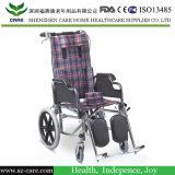 La parálisis cerebral con silla de ruedas plegable de peso ligero para los niños