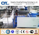 Bomba de pistão Multiseriate do grande argônio de alta pressão do nitrogênio do oxigênio líquido de GNL do fluxo