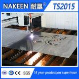 Máquina de estaca de aço modelo do CNC da tabela