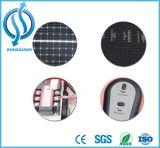 Tarjeta movible de la muestra LED de la pantalla solar de la seguridad de tráfico