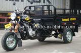 3つの車輪のオートバイの貨物三輪車