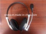 Mic van de Oortelefoon van de Oortelefoon van het in-oor van 3.5mm de Akoestische Duidelijke Hoofdtelefoon van de Buis