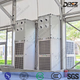 خبير الشركة الموردة 30HP / 24 طن الهواء وتبريد الهواء التجاري الرقائق للخيام كبيرة في الهواء الطلق