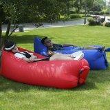 Saco de sono inflável do ar para acampar