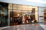 Facciate del negozio del vetro temperato con En12150 e AS/NZS 2208.