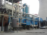 高性能の排気ガスの熱回復単位