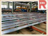 Profil en aluminium/en aluminium d'extrusion pour des pompes