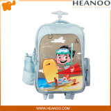 Изготовленный на заказ School Carton Printing Student Trolley School Bag для Kids