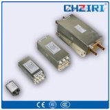 Chziri EMI Filter Entrée et sortie triphasé Dl-400ebk3