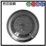 lámpara de la piscina de 18X3w 3in1 RGB IP68 LED