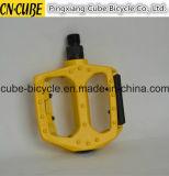 Педаль велосипеда хорошего цвета Qualty двойного пластичная