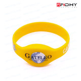 IP68 Wristband del Wristband/NFC di iso 14443A Ntag213 RFID