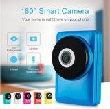 Камера IP WiFi Fisheye объектива 180 градусов