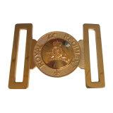 Inarcamento di cinghia placcato oro con il disegno speciale