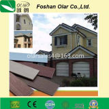 칼슘 Silicate 널 Interior와 Exterior Decorative Siding Board