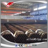 L$signora Steel Pipes Manufacturered di Black o lubrificata Painted ERW Carbon a Tianjin Cina