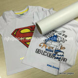 Light Printable Eco Solvent Heat Transfer Paper para T Shirt