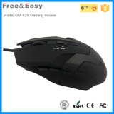 Konkurrierender Price Drivers USB 6D Gaming Mouse für Mouse Gamer