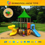 Sale (HAT-005)のためのよいQuality Small Outdoor Playground Equipment