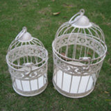 정원 Decoration를 위한 최신 Sale Metal Bird Cage