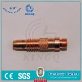 Copper TIG Welding Collet Body (Wp-26 / 10n28-10n32; 406488) para Weld Craft TIG Torch