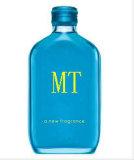 Perfume do frasco de vidro do desenhador para homens