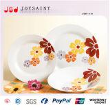 10/9/8/7.5/6 Vaisselle neuve de restaurant de porcelaine de Chine d'os