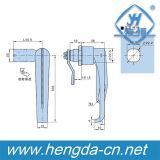 Продукты замка шкафа качания ручки притока двери самой новой защелки панели промышленные (YH9674)