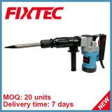 Martillo de picapedrero eléctrico de Fixtec 1100W, cortacircuítos de la demolición