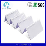 13.56MHz Printible Blank Proximity Chipkarte mit Laser Uid Code