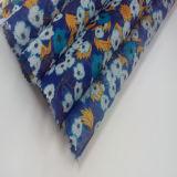 花の印刷されたオーガンザの衣服のホーム織布