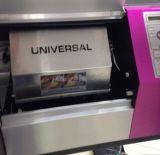 A impressora 1440pi Inkjet solvente de Eco do grande formato da galáxia Ud-3212ld com 2 Dx5 dirige a máquina da cópia de Digitas