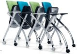 Métal Folding Swivel Lift Office Chair avec Casters G-1795c