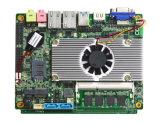 Motherboard van 3.5 Duim met 3G de Groef van de Kaart van SIM met Contactdoos m-SATA voor SSD (BM77)