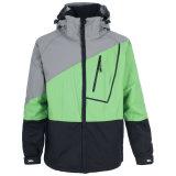 2015 Mens invierno chaqueta impermeable Ripstop esquí