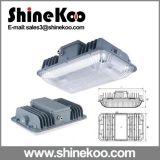 Piccola abitazione degli indicatori luminosi di soffitto del coperchio LED del PC di rettangolo (SUN-PCL-5)