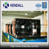 Unidade de condensação de refrigeração ar do compressor do rolo para quartos frios