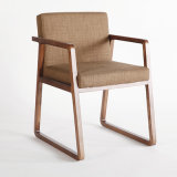 Nordisches Design Wooden Furniture Solid Wood Chair mit Highquality